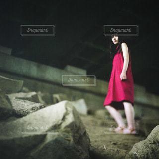 女性の写真・画像素材[6383]