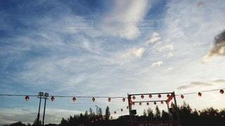 祭りの前の写真・画像素材[2380156]