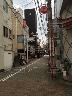街の写真・画像素材[251946]