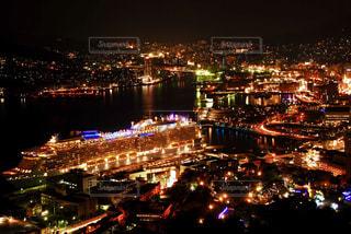 夜景の写真・画像素材[380404]