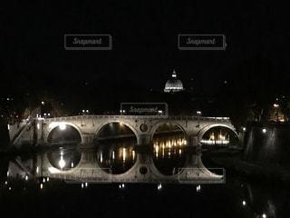 夜のローマを散歩中 - No.775705
