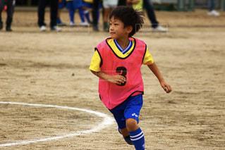 サッカー少年の写真・画像素材[2295866]