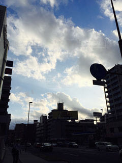 空の写真・画像素材[253812]