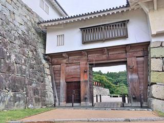 城門の写真・画像素材[365348]