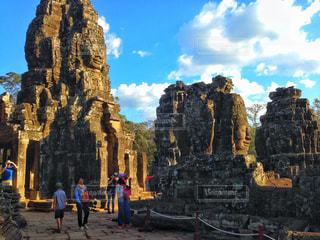 カンボジアの写真・画像素材[458101]