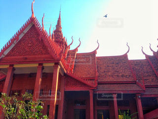 カンボジアの写真・画像素材[458300]