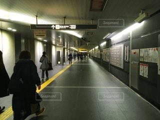 地下鉄の駅 - No.901646