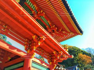 神社の写真・画像素材[938095]