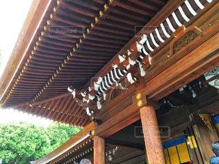 神社の写真・画像素材[1118417]