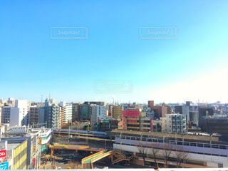 都市の高層ビルの写真・画像素材[1118432]