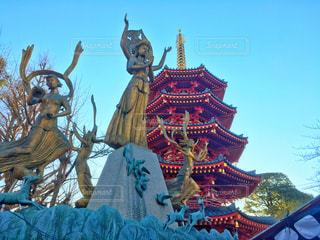 寺の写真・画像素材[1124767]