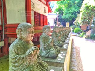仏像の写真・画像素材[1206284]