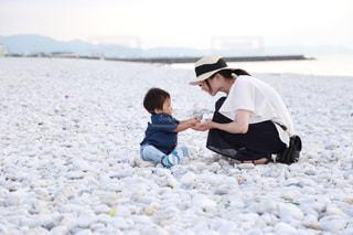 親子の写真・画像素材[672786]