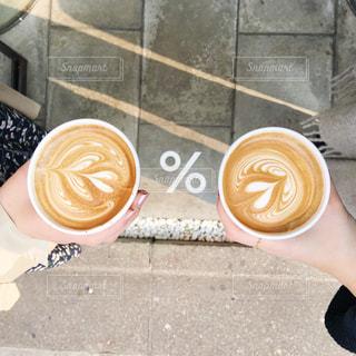 カフェの写真・画像素材[442533]