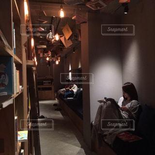 カフェの写真・画像素材[442565]