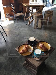 カフェの写真・画像素材[442576]