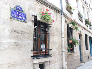 パリの町並みの写真・画像素材[805883]