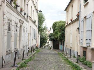 パリの町並みの写真・画像素材[805884]