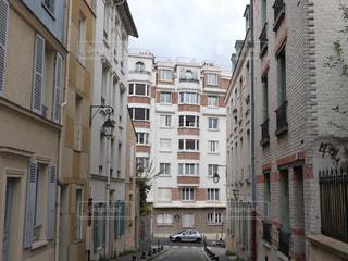 パリの町並みの写真・画像素材[805885]