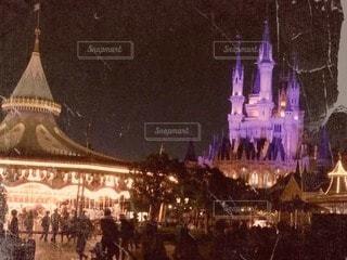 夜景の写真・画像素材[39395]