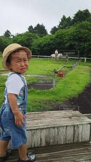 子どもの写真・画像素材[252871]