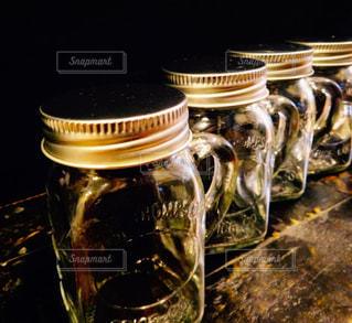 ガラス瓶の写真・画像素材[870093]