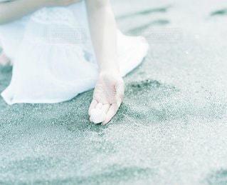 砂浜の写真・画像素材[6116]