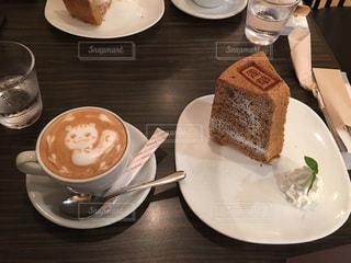 カフェの写真・画像素材[255583]