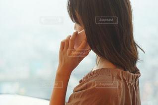 女性の写真・画像素材[427356]
