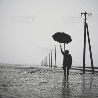 1人の写真・画像素材[6024]