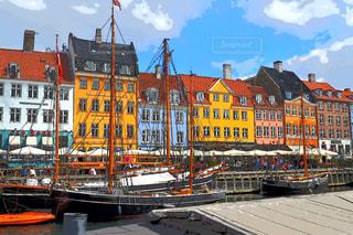 デンマークの写真・画像素材[267354]