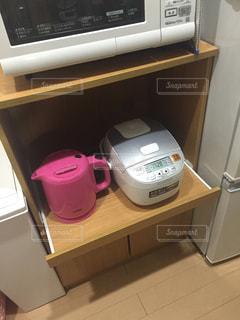 キッチンの写真・画像素材[262901]