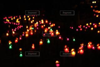 夜景の写真・画像素材[256201]