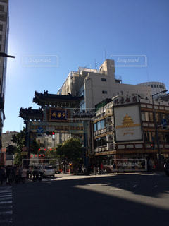 街の写真・画像素材[256808]