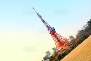 東京タワーの写真・画像素材[1023978]