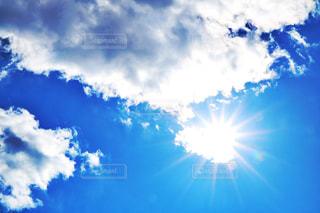 青い空に雲 - No.1023981