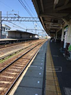 駅の写真・画像素材[257327]