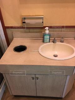 洗面所の写真・画像素材[313809]