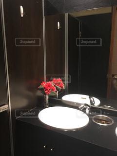 洗面所の写真・画像素材[857867]