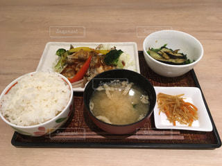 私の夕飯の写真・画像素材[897469]