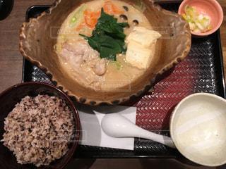 冬の夕飯の写真・画像素材[934275]