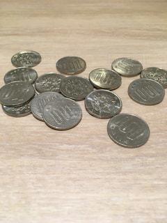 小銭の写真・画像素材[935836]