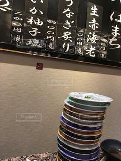 寿司屋の店内の写真・画像素材[1026931]