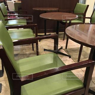 カフェの写真・画像素材[1121027]
