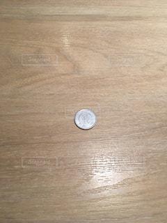 日本のお金1円の写真・画像素材[2663709]