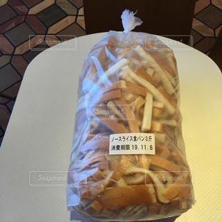 パンの耳の写真・画像素材[2698597]