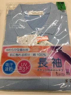 長袖Tシャツの写真・画像素材[2784020]