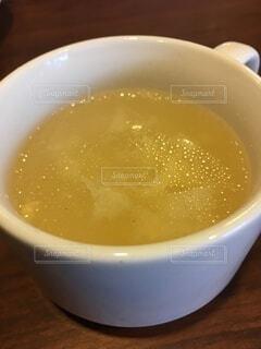 たまごスープの写真・画像素材[3660715]