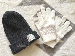 冬の必需品の写真・画像素材[275297]