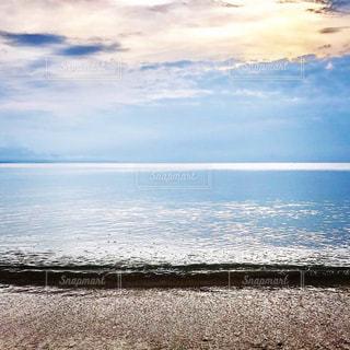石垣島の夕暮れの写真・画像素材[522154]